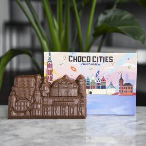 Choco cities Breda